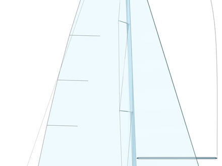 Bavaria C41 Sport_Sail Plan