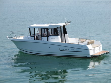 Jeanneau Merry Fisher 755 Marlin Umbau (9)