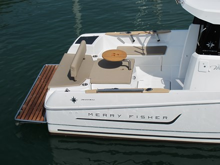 Jeanneau Merry Fisher 755 Umbau  (4)