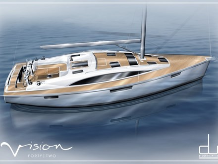 BAVARIA VISION 42 Side View